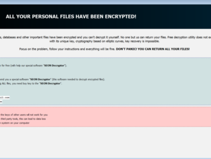 New ransomware infections are the worst drive-by attacks in recent memory